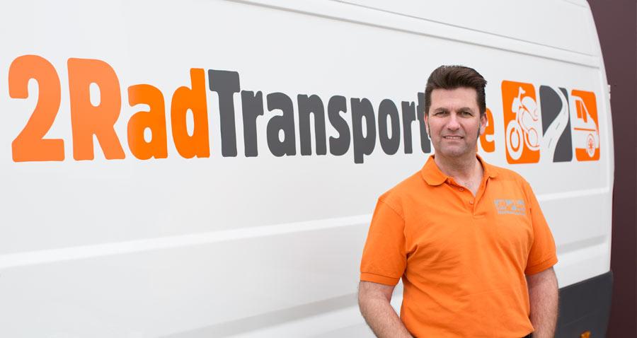 2RadTransporte Zentrale
