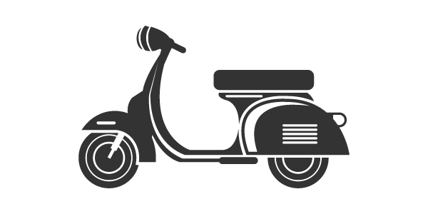 Kategorie 1 - Moped, Roller