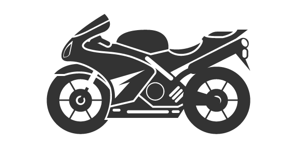 Kategorie 2 - Motorrad