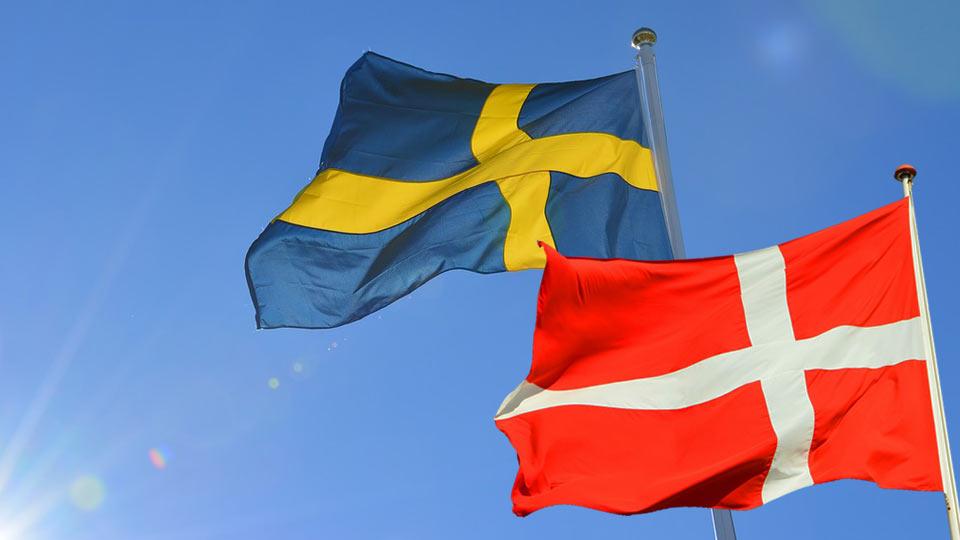 Sonderfahrten nach Schweden und Dänemark