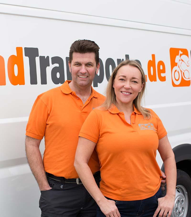 Thomas & Grazyna Drappeldrey