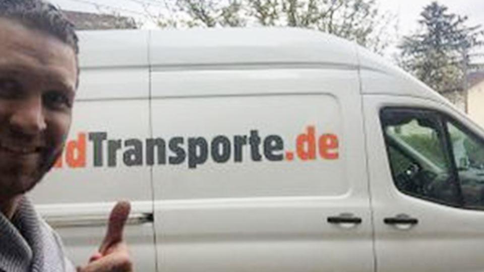Wir transportieren Ihr bestes Stück